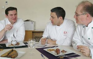 degustation jury