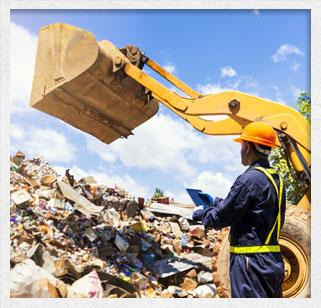 Conseiller en gestion des déchets