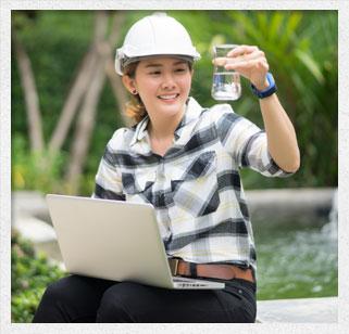 Ingénieur traitement des eaux